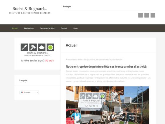 Détails : Société Buchs et Bugnard SA, Suisse
