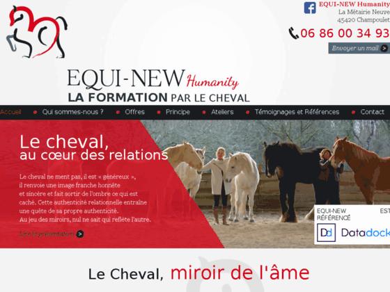 Détails : Coaching développement personel  - Equi-New Humanity