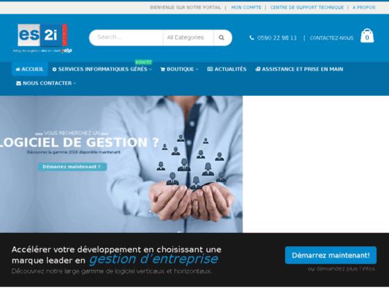 Détails : Es2i Caraïbes - Services informatiques Antilles