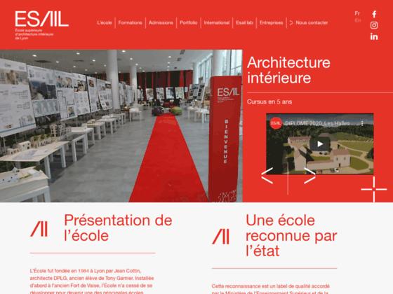 Détails : formation architecte d intérieur