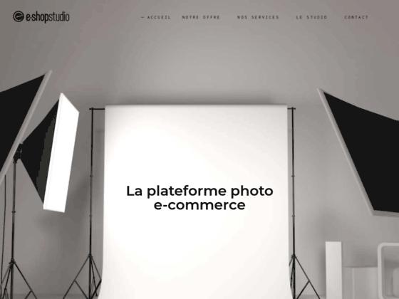Détails : e-shop studio