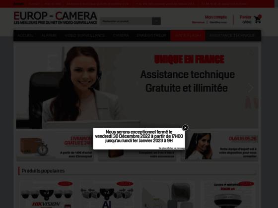 Détails : Camera videosurveillance