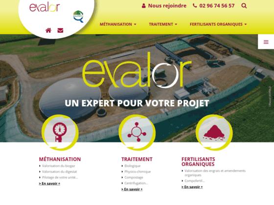 image du site https://www.evalor.fr/