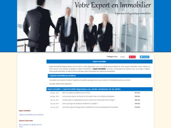 Détails : Expert Immobilier Diagnostiques