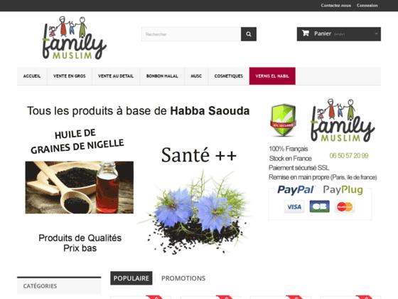 Détails : family muslim