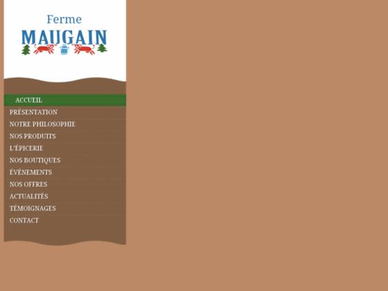 Détails : Ferme Doubs: des produits frais au goût authentique à la Ferme Maugain