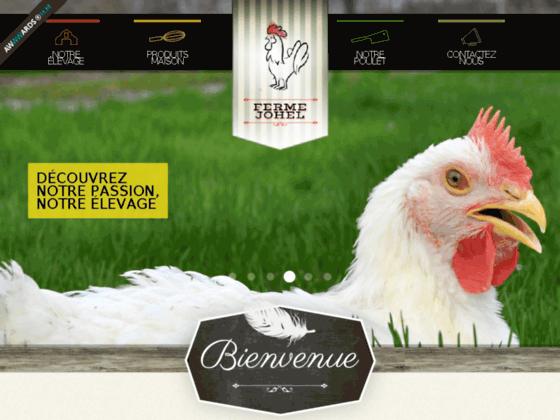 Détails : POULET DE GRAIN- Poulet de grain ferme, poulet de grain Estrie