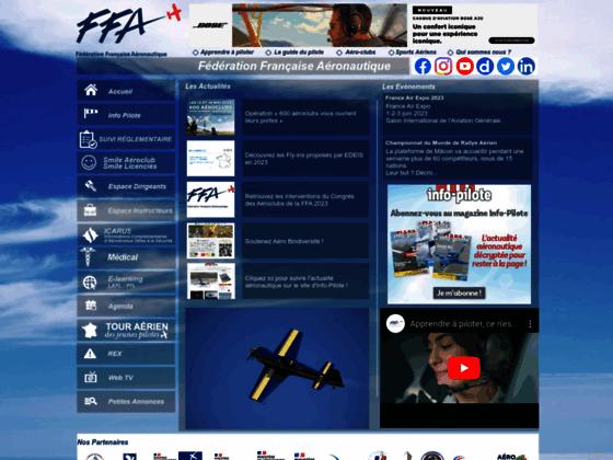 Photo image Fédération Française Aéronautique - FFA