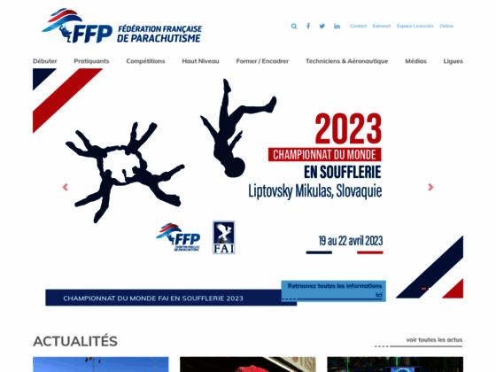 Photo image Fédération Française  de Parachutisme