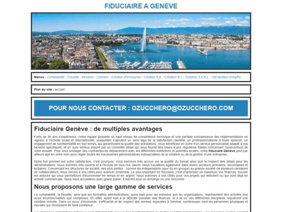 Fiduciaire Genève en Suisse