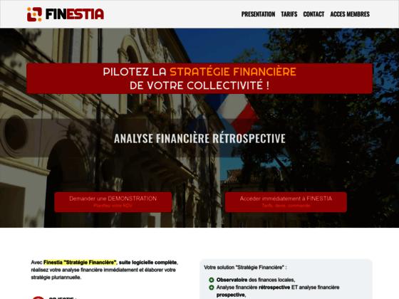 Finestia : Analyse Financière des Collectivités