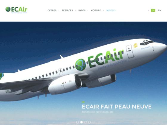 Détails : ECAir à Douala