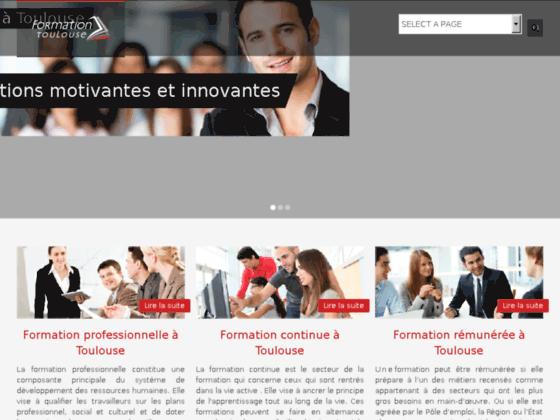 Détails : Formation à Toulouse : trouvez votre centre de formation
