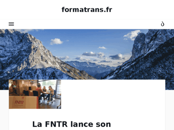 Détails : Formation