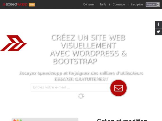 Détails : Créez gratuitement vos propres sites web de manière interactive.
