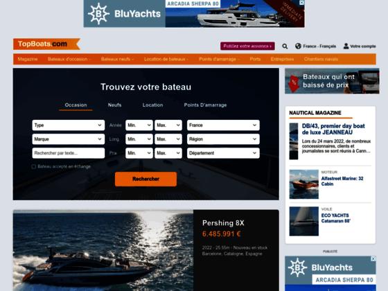 Détails : Annonces Topboats
