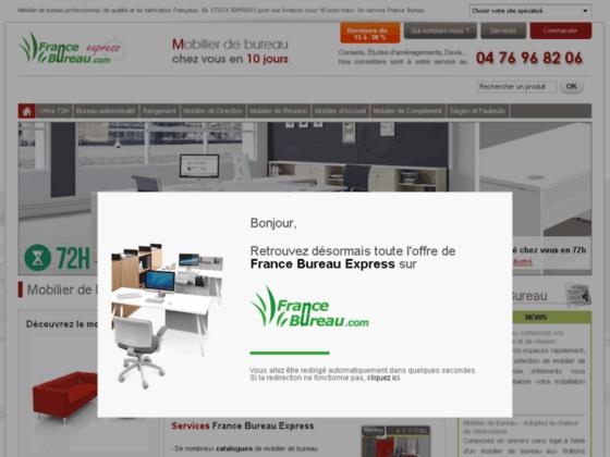 Détails : France Bureau Express | Tout le mobilier en stock