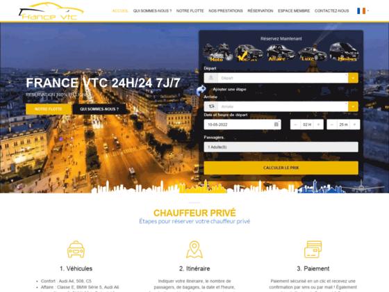 Détails : Airportcab - Transports de personnes et transferts