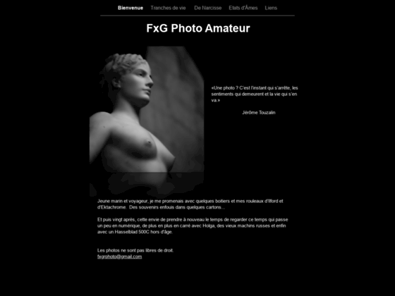 Photo image Fxg Photo amateur