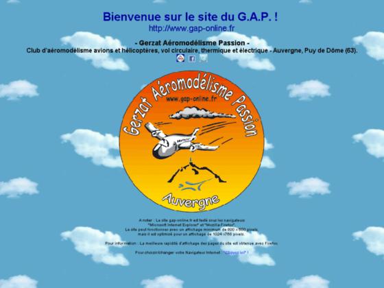 Photo image Gerzat Aeromodelisme Passion (G.A.P.) - Club d'aeromodelisme