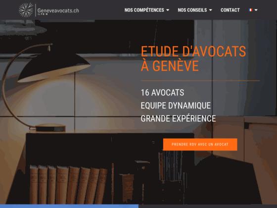 Détails : Trouver un avocat à Genève