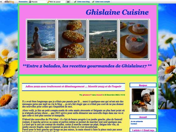 Ghislaine Cuisine