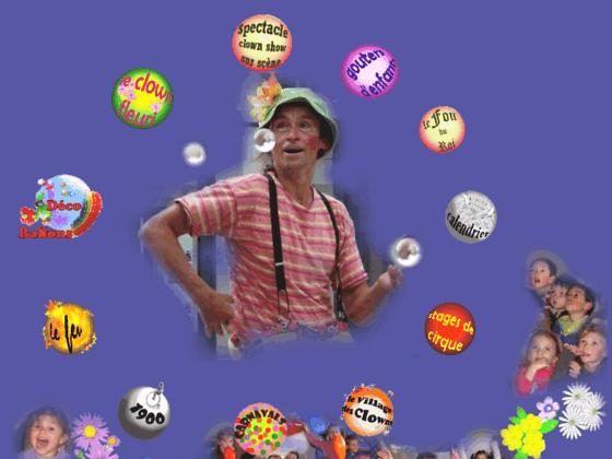 Détails : Spectacles de rue et clown pour tout événement