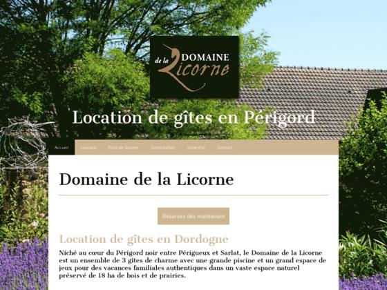 Détails : Gîtes et chambres d'hôtes en Dordogne Périgord
