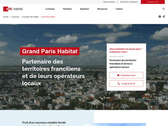 Détails : Grand Paris Habitat : construction de logements sociaux