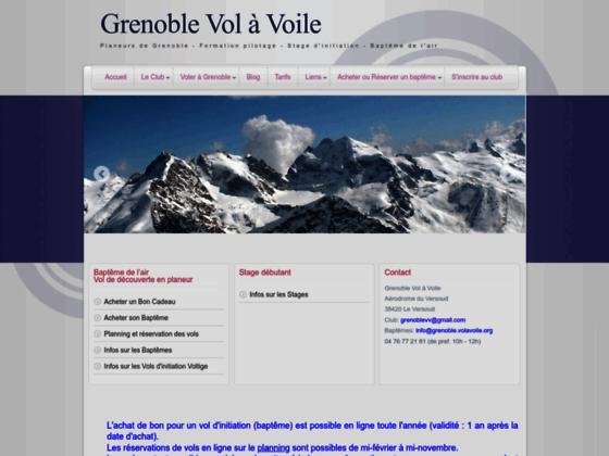 Photo image Grenoble Vol à Voile