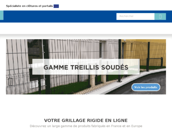 Grillage Rigide
