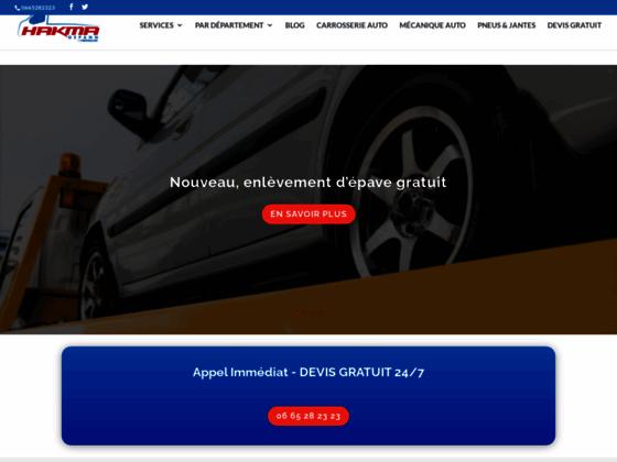 Détails : Dépannage auto 94