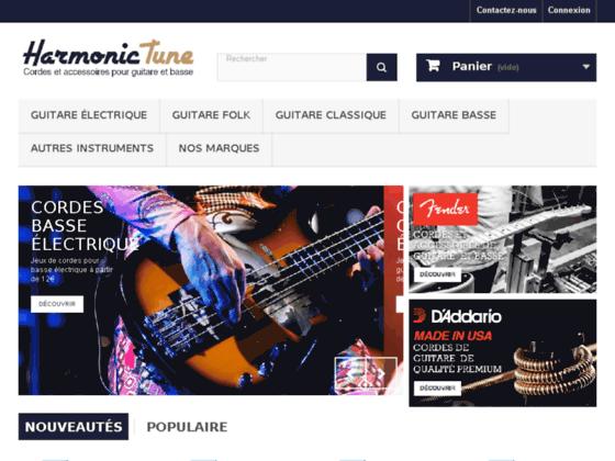 Harmonic Tune, le rendez-vous des guitaristes