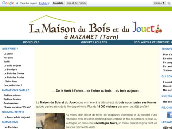 Photo image Maison du Bois et du Jouet
