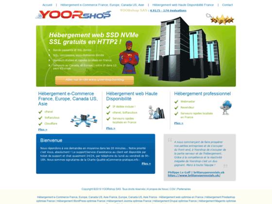 EX2hosting : Top hébergement de site web