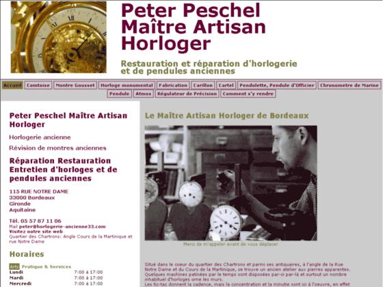 Photo image Restauration, horloge ancienne, maitre artisan, horloger, horlogerie, pendule, Comtoise, boite a mus