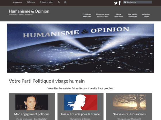 image du site http://www.humanismeopinion.fr