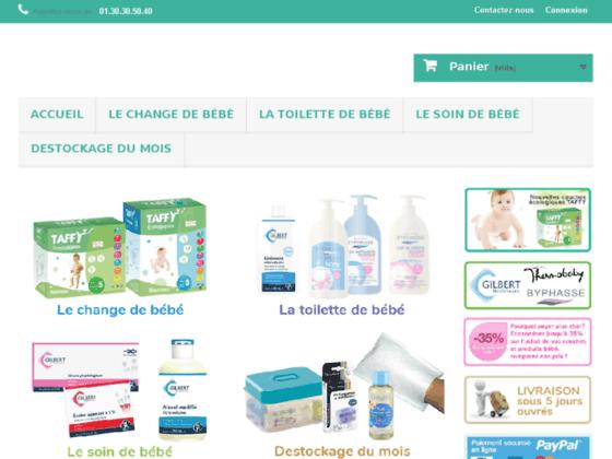 Détails : Achetez vos couches bébés sur hygieneco