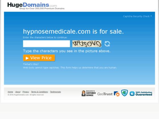 Photo image Hypnose medicale