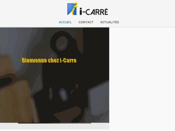 Détails : i-Carre, votre société de dépannage des réseaux et systèmes informatiques