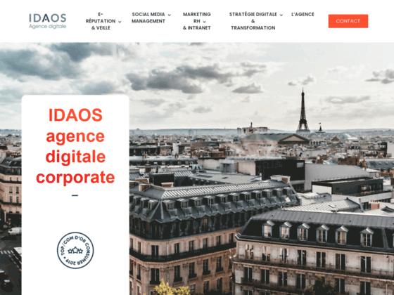 image du site https://www.idaos.com