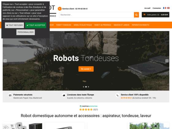 image du site https://www.idealrobot.com/