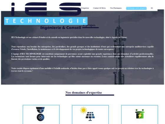 Détails : iestechnologie
