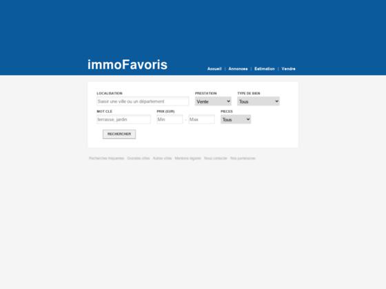Détails : immofavoris.com