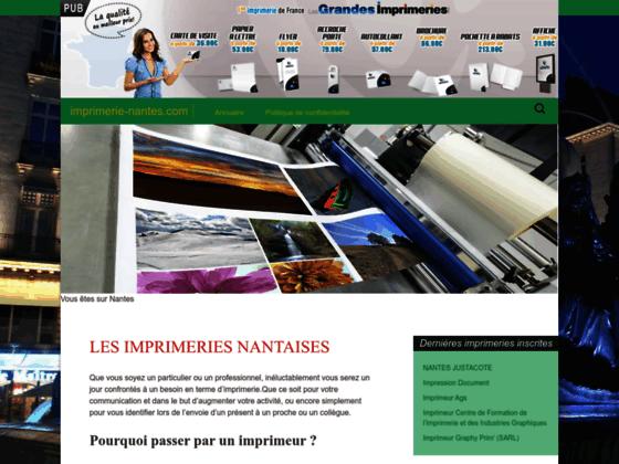 Annuaire Imprimerie-Nantes.com