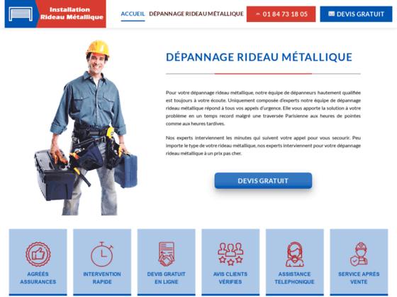 image du site https://installationrideaumetallique.fr/