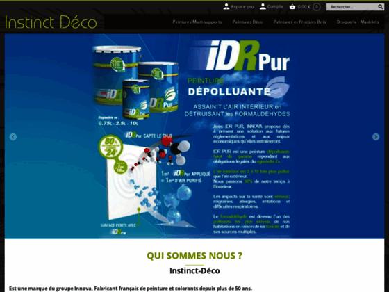 Détails : Instinct-deco.fr