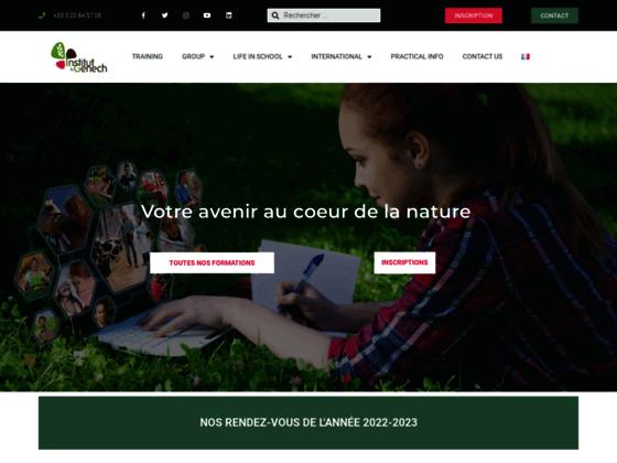 Lycée agricole et horticole à Genech