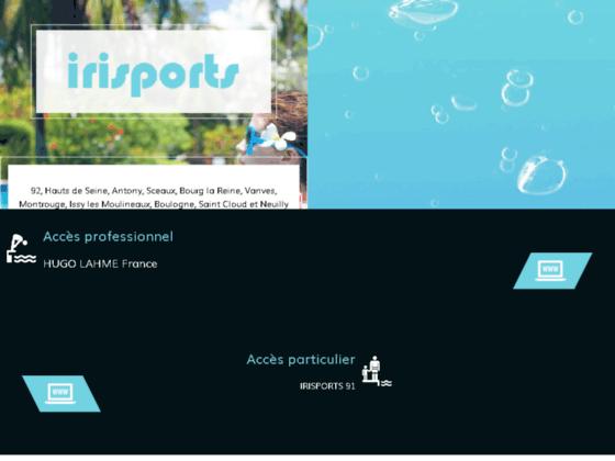 Détails : IRISPORTS, entreprise de piscines et spas