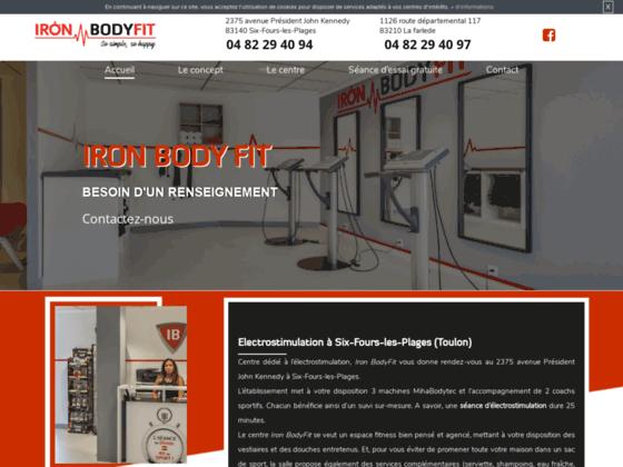 image du site https://www.ironbodyfit-electrostimulation.fr/